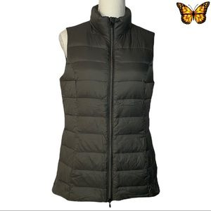Lord & Taylor Down Filled Vest Size Small